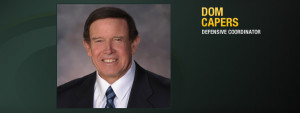 Packers Coaching Staff Dom Capers