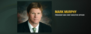 Mark Murphy Green Bay Packers