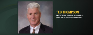 Ted Thompson Green Bay Packers