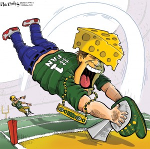 History of the Cheesehead