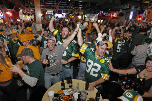 Green Bay Packer Bars