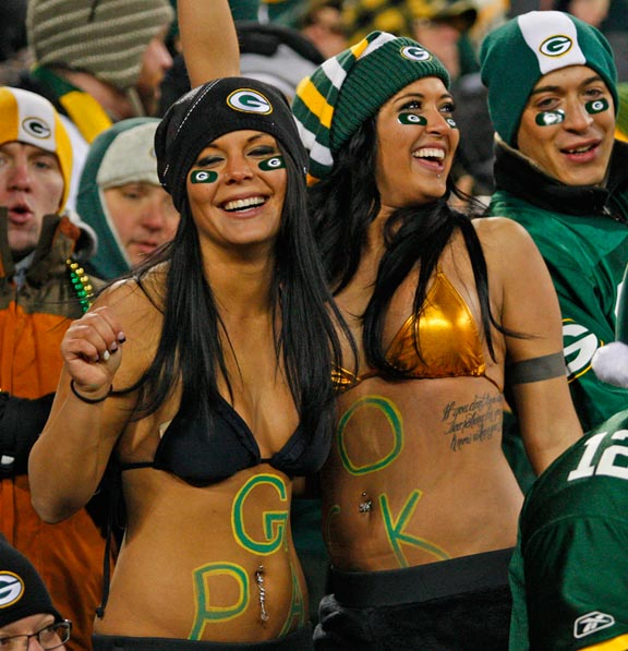 Hot Packer Fans - Tampa Bay Packers Club