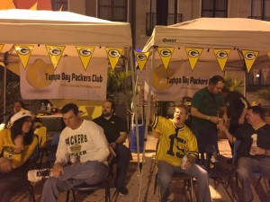 PackersEverywhere Tailgate Tour