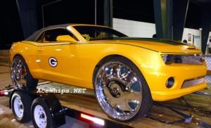 Packers Camaro