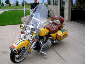 GBP motorcycle
