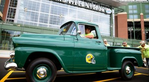 Packers Truck