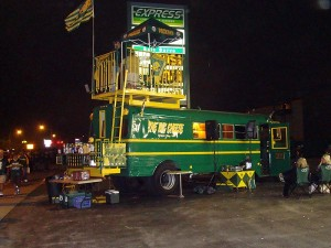 Packers Bus