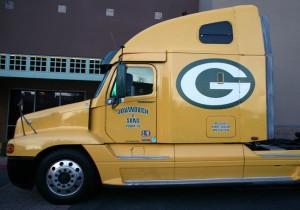 Packers Semi