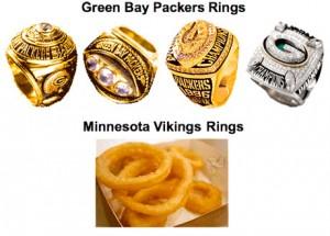 Vikings Rings